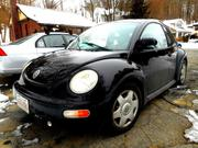 Volkswagen Beetle 2.0L L4 SOHC 8V
