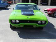 Plymouth 1971 Plymouth Road Runner ROADRUNNER 383 4 Speed